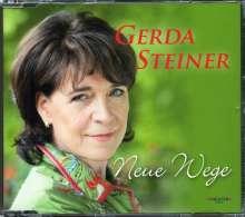 Gerda Steiner: Neue Wege, Maxi-CD