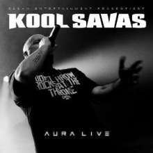 Kool Savas: Aura Live (CD + DVD), 2 CDs