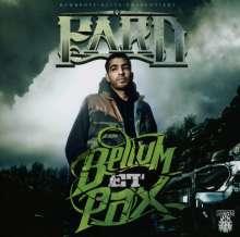 Fard: Bellum Et Pax, CD