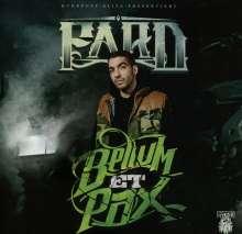 Fard: Bellum Et Pax (Premium Edition), CD