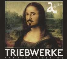 Alligatoah: Triebwerke (Premium Edition), 2 CDs