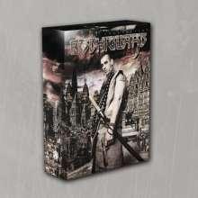 Absztrakkt & Snowgoons: Bodhiguard (Limited Fan-Box), 2 CDs