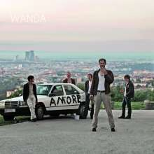 Wanda: Amore, CD