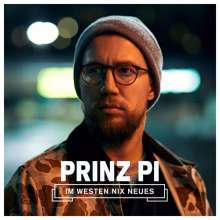 Prinz Pi: Im Westen nix Neues, CD