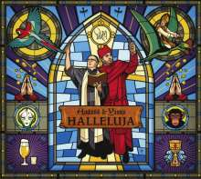 Audio88 & Yassin: Halleluja, CD