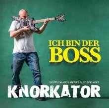 Knorkator: Ich bin der Boss, CD