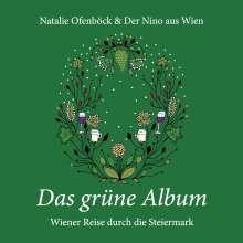 Natalie Ofenböck & Der Nino aus Wien: Das grüne Album, CD