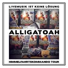 Alligatoah: Livemusik ist keine Lösung: Himmelfahrtskommando Tour, 2 CDs