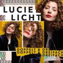 Lucie Licht: Doppelt & Dreifach, CD