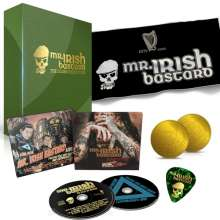 Mr. Irish Bastard: The Desire For Revenge (Limited-Green-Edition) (Box), 2 CDs
