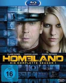 Homeland Staffel 1 (Blu-ray), 3 Blu-ray Discs
