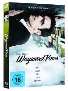 Wayward Pines, 3 DVDs