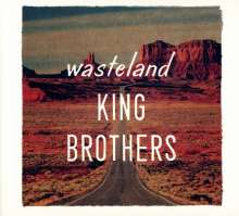 King Brothers: Wasteland, CD