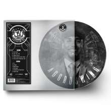 B-Tight: Aggroswing (Limited-Edition) (Picture Disc) (Handsigniert), LP