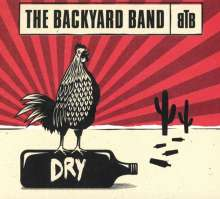 The Backyard Band: Dry, CD