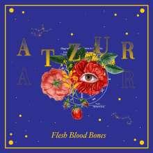 Atzur: Flesh Blood Bones (EP), CD