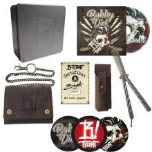 B-Tight: Bobby Dick (Limited Fanbox), 1 CD und 2 Merchandise