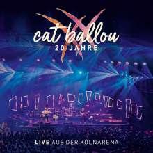 Cat Ballou: 20 Jahre - Live aus der Kölnarena, CD