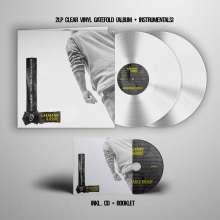 Lakmann & Rooq: Reasonable Kraut (Limited Edition) (Clear Vinyl), 2 LPs und 1 CD