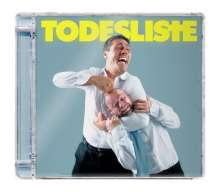 Audio88 & Yassin: Todesliste, CD