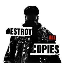 Ufo361: Destroy All Copies, CD