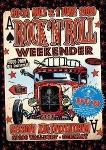 10th Rock'n'roll Weekender Walldorf, DVD