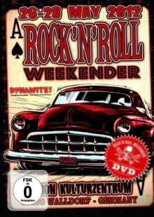 13th Rock'n'Roll Weekender Walldorf 2012, DVD