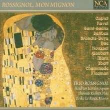 Trio Rossignol - Rossignol,mon Mignon, CD