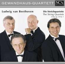 Ludwig van Beethoven (1770-1827): Streichquartett Nr.7, CD