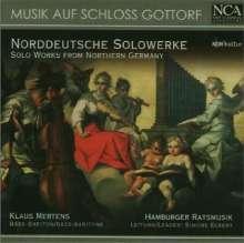 Klaus Mertens - Musik auf Schloss Gottorf, CD