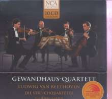 Ludwig van Beethoven (1770-1827): Streichquartette Nr.1-16, 10 CDs