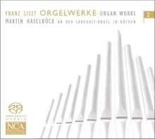 Franz Liszt (1811-1886): Orgelwerke Vol.2, SACD
