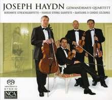 Joseph Haydn (1732-1809): Streichquartette Nr.76-78 (op.76 Nr.2-4), Super Audio CD