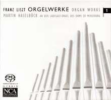 Franz Liszt (1811-1886): Orgelwerke Vol.1, SACD