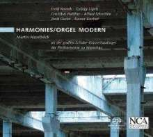 "Martin Haselböck - Orgel Modern ""Harmonies"", SACD"