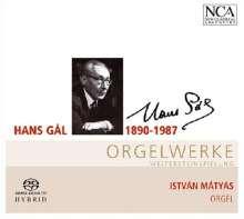 Hans Gal (1890-1987): Orgelwerke, SACD
