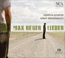 Max Reger (1873-1916): Lieder, SACD