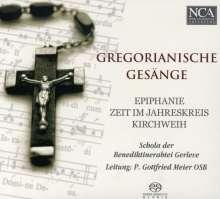Gregorianische Gesänge, Super Audio CD