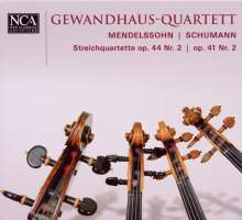 Gewandhaus-Quartett, CD