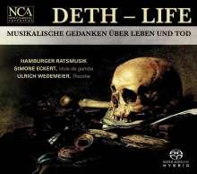 Deth-Life - Musikalische Gedanken über Leben und Tod, SACD