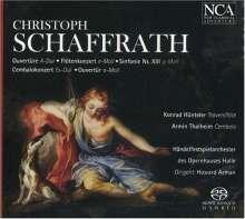 Christoph Schaffrath (1709-1763): Symphonie Nr.13, Super Audio CD