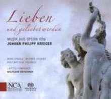 Johann Philipp Krieger (1649-1725): Musik aus Opern, SACD