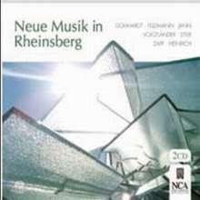 Neue Musik in Rheinsberg, 2 SACDs