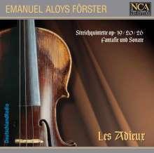 Emanuel Aloys Förster (1748-1823): Streichquintette opp.19,20,26, 2 CDs