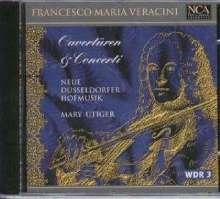 Francesco Maria Veracini (1690-1768): Ouvertüren & Konzerte, CD