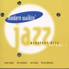 Modern Walkin': Greatest Hits Vol.1, CD
