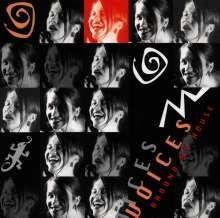 Petra Straue & The Moonmen: Voices Around My House, CD