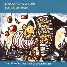 Patrick Tompert: Hallelujah Time, CD