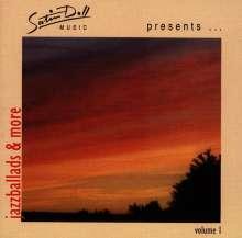 Jazzballads & More Vol.1, CD
