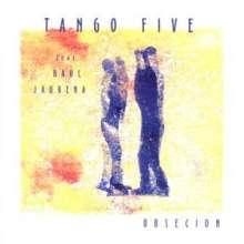 Tango Five: Obsecion (feat. Raul Jaurena), CD